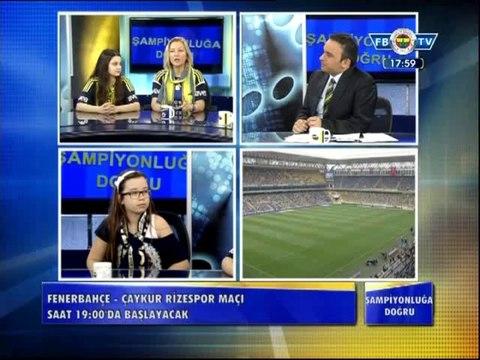 Berna & Ada Laçin Röportajı FBTV 27.04.2014