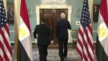 Egypte: Kerry dénonce à nouveau les condamnations à mort