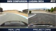 Jeux vidéo VS vraie vie : le jeu Project CARS est dément!