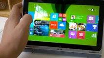 Acer Aspire Switch 10 Hands On und Kurztest [Deutsch - German]