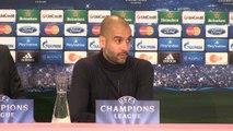 Guardiola: ''Ya pasaba en Barcelona: cuando juegas mal, parece que no compites''