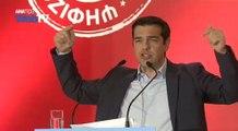 Παρουσίαση του Ευρωψηφοδελτίου του ΣΥΡΙΖΑ