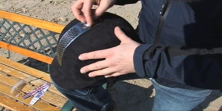 Cheval Pratique - Le casque personalisable de Fouganza