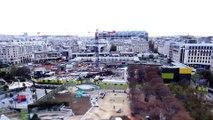 Les HALLES 2011-2013 : le nouveau coeur de Paris en chantier