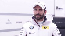 BMW DTM Test Drive in Hockenheim 2014 - Interview Timo Glock, BMW DTM driver