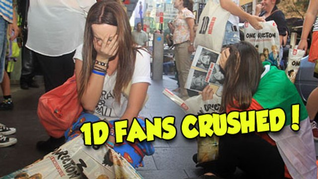 DANGER One Direction Fans Crushed At Where We Are Tour Concert