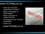 Loans Mortgages CCJs Removal Debt Help