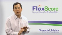 FlexScore - Financial Advice if You're in Your Sixties