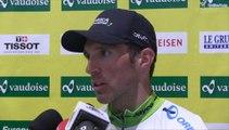 Michael Albasini remporte la 1e étape du Tour de Romandie 2014