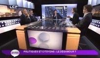 Ça Vous Regarde - Le débat :  Politiques et citoyens : le désamour ?