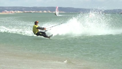 Mondial du Vent 2014 - Sosh Cup, PKRA Freestyle Kitesurf day 5