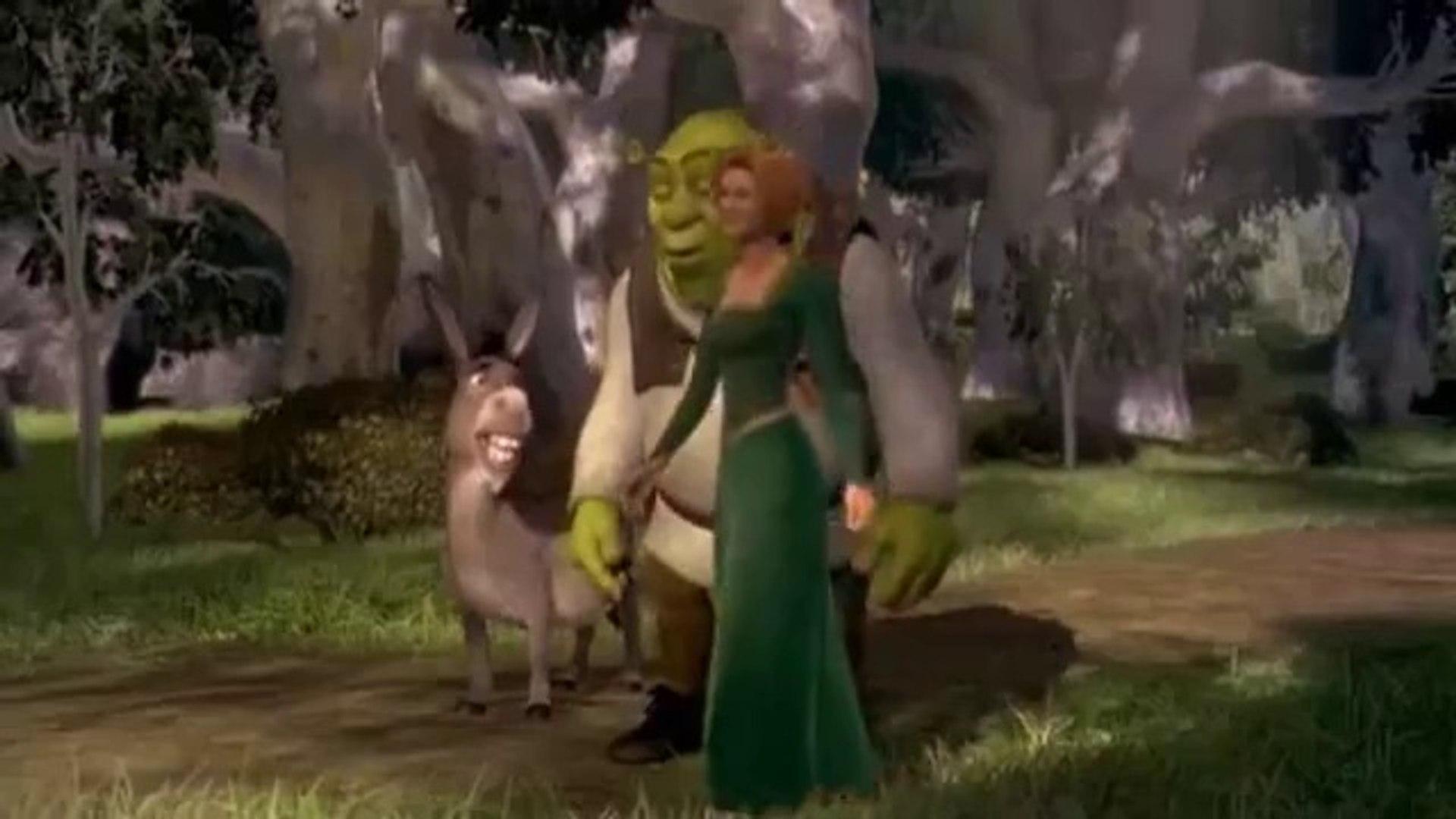Shrek - Movie Trailer