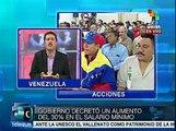 Contrasta con países dominadoos celebración del 1 de Mayo en Venezuela