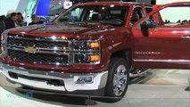 Chevrolet Special Service Silverado Pickup Joins GM's Police Fleet