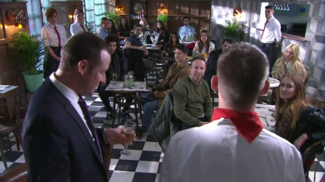Hollyoaks - Ste, Drugs and gay bars - 7th & 11th Feb 2014