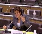 Audition de Mme Roselyne Bachelot-Narquin, ancien ministre de la santé et des sports - Jeudi 5 Mai 2011