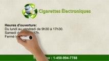 Boutique cigarettes électroniques à Granby, Québec