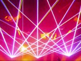Mimosa Live Concert Tour Video with Tribal Existance Productions Worldwide Extreme Laser Shows & Lighting Rental 2014