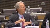 M. Philippe de Ladoucette, Pdt de la CRE - Mercredi 30 Avril 2014