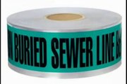 Buried Cable Tapes | Packing Tapes | Finger Safety Tapes |  Water Activated Tapes