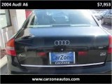 2004 Audi A6 Used Cars Baltimore Maryland | CarZone USA