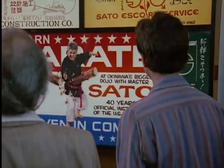 The Karate Kid, Part II - Movie Trailer