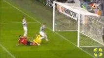 Osvaldo Canceled Goal vs Benfica ( Juventus vs Benfica ) 01/05/2014 HD