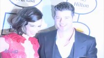 Robin Thicke And Paula Patton's Polyamorous Relationship With Another Woman Lead To Their Split??