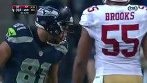 San Francisco 49ers vs Seattle Seahawks NFC Championship 2014