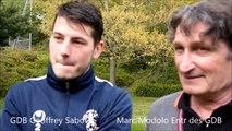 Quart de finale de la coupe Rhône Alpes SP COTE CHAUDE - FC ANNECY