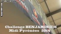 TROPHEE BENJAMIN(E)S basket MIDI PYRENEES MAZERES 2014