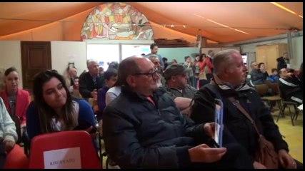 Jimmy Ghione premiato a L'Aquila per il suo lavoro