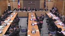 Audition par la commission des lois à l'Assemblée nationale