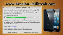 Evasion Untethered iOS 1.0.8 outil pour 7.1 Jailbreak iPhone de Final Release 5/5c/5s iPhone 4 iPhone 4S, IPad3