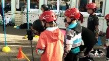 Stages apprentissage - le roller à l'école avec Castres-Roller