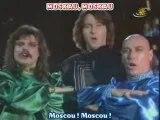 Dschinghis Khan - Moskau (sous-titré)
