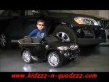 4X4 Voiture Electrique Enfant 12V BMW X6 by Kid 'zzz N' Quad 'zzz