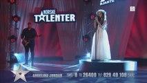 """Angelina Jordan Astar, 8 ans, reprend """"Bang Bang"""" de Nancy Sinatra dans Norway's Got Talent"""