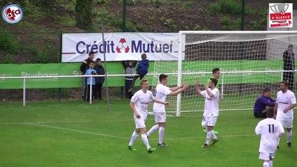 Coupe d'Alsace 1/4 de final SCHILTIGHEIM