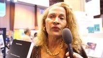 Rencontre avec Suzanne DRACIUS au Salon du livre de Paris avec le Ministère des Outre-mer