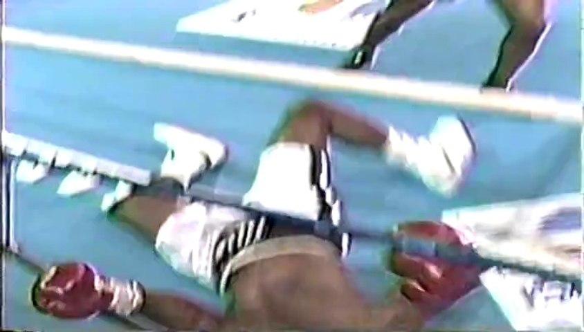 Mike Tyson vs Henry Tillman 1990-06-16 full fight