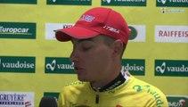 Simon Spilak remporte la 3e étape du Tour de Romandie 2014