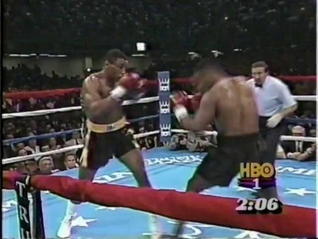 Mike Tyson vs Alex Stewart 1990-12-08 full fight