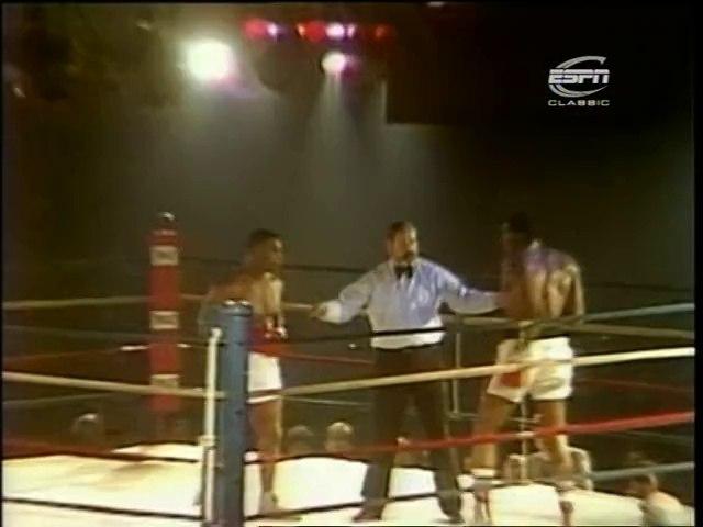 Mike Tyson vs Conroy Nelson 1985-11-22 full fight