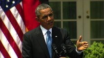 """Obama warns Russia on Ukraine: """"Next step"""" is sector-wide sanctions"""
