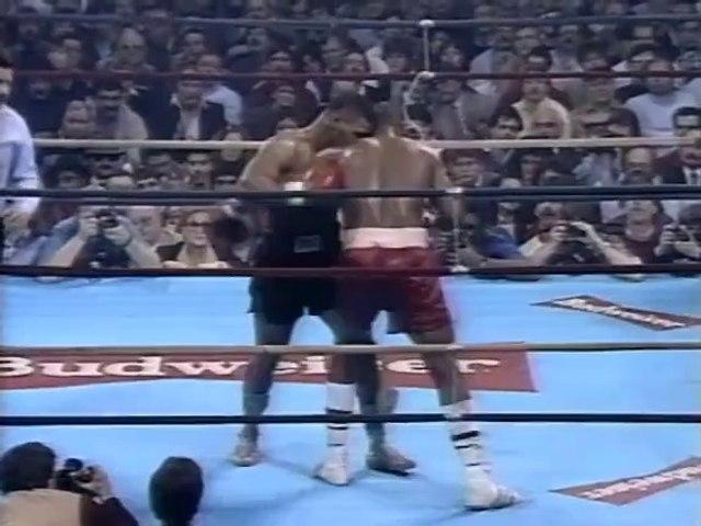 Mike Tyson vs Jesse Ferguson 1986-02-16 full fight