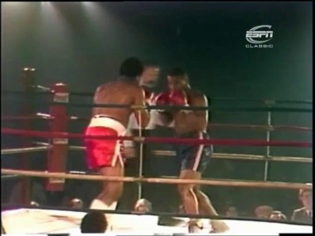 Mike Tyson vs Sterling Benjamin 1985-11-01 full fight