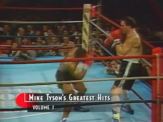 Mike Tyson vs Sammy Scaff 1985-12-06 full fight