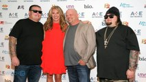 'Pawn Stars' Corey Harrison -- I Dove Off My Bike At 40 MPH ... TO AVOID DEATH!