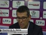 (J35) Châteauroux 1-1 Laval, réaction de JL Garcia